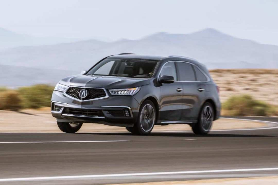 42 A 2020 Acura Mdx Engine Ratings