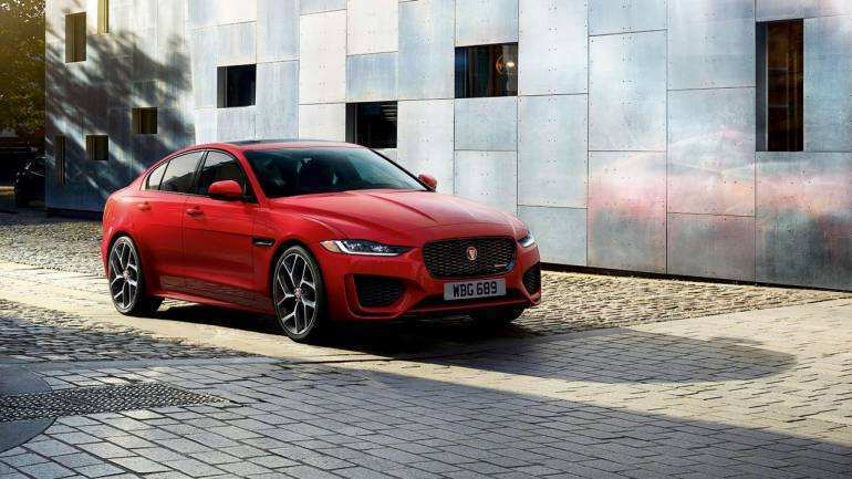 42 A 2020 All Jaguar Xe Sedan Price
