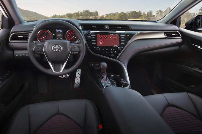 42 A 2020 All Toyota Camry Style
