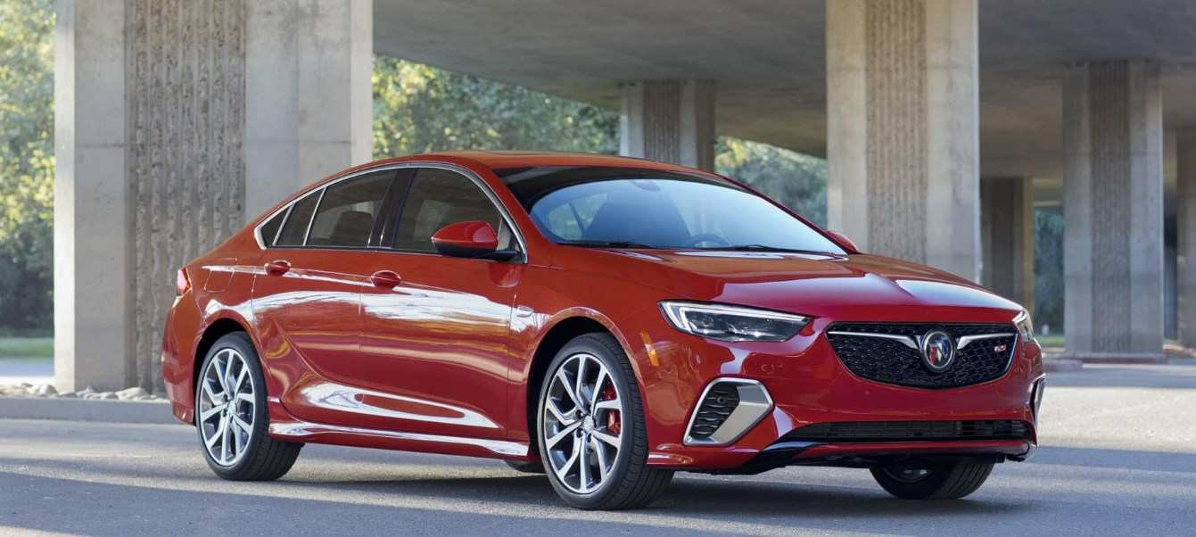 42 A 2020 Buick Gnx Configurations