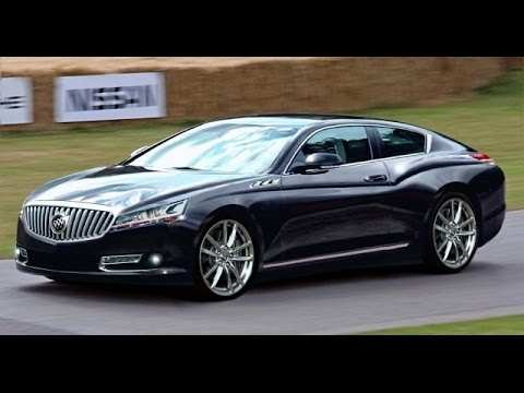 42 A 2020 Buick Grand Nationals Rumors