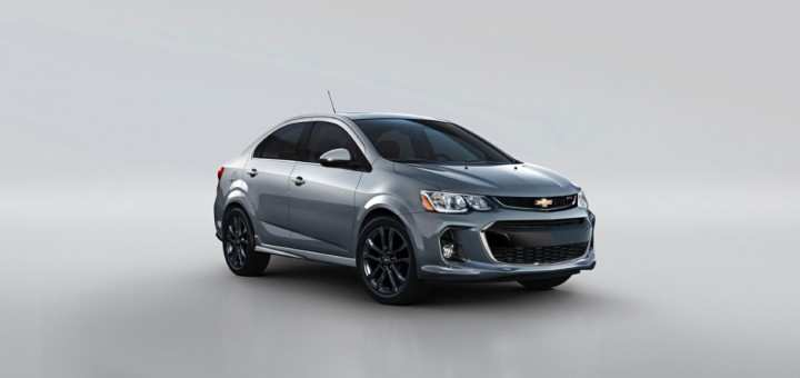 42 A 2020 Chevy Sonic New Model And Performance