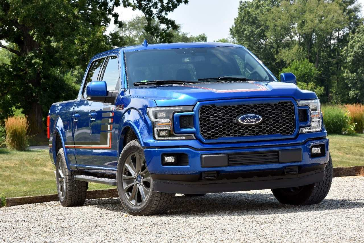 42 A 2020 Ford Lobo Release