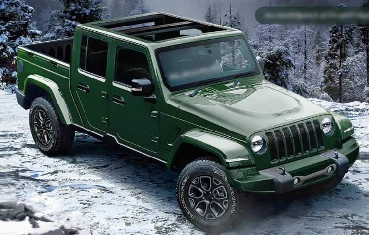 42 A 2020 Jeep Wrangler Unlimited Rubicon Colors Pricing