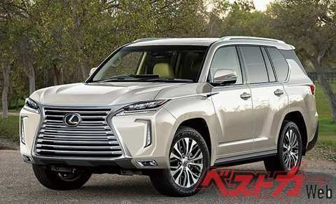 42 A 2020 Lexus Gx Speed Test