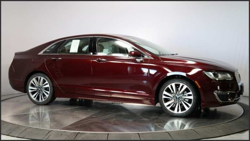 42 A 2020 Lincoln MKS Spy Photos Research New