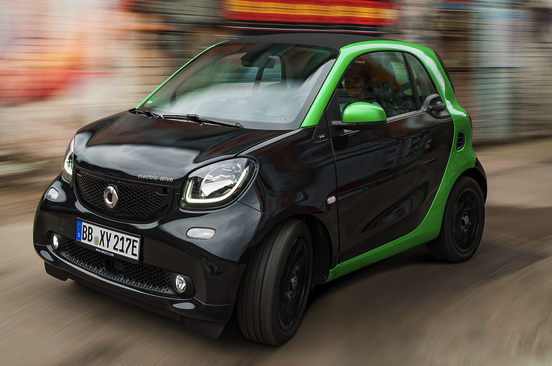 42 A 2020 Smart Fortwo Pictures