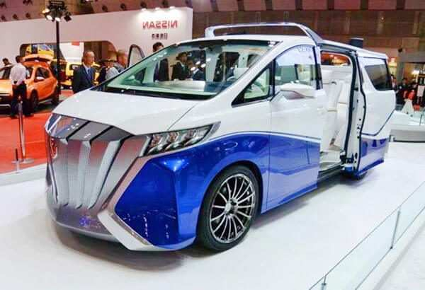 42 A 2020 Toyota Alphard Redesign And Concept