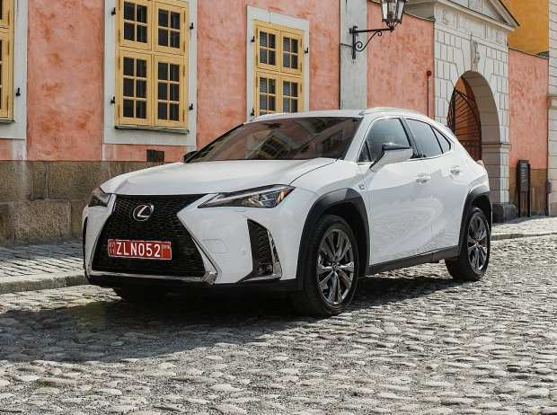 42 A Lexus 2019 Ux Price Design And Review