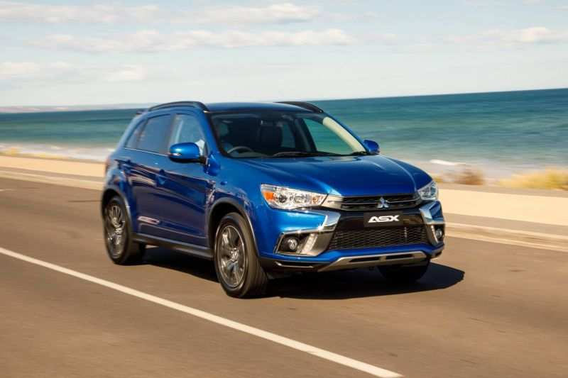 42 A Uusi Mitsubishi Asx 2020 Speed Test