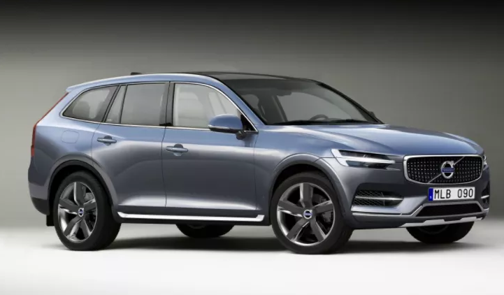 42 A Volvo Xc90 Hybrid 2020 New Review