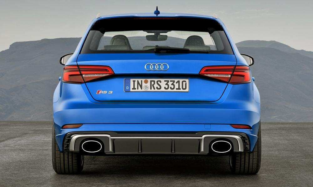 42 All New 2019 Audi RS3 Concept