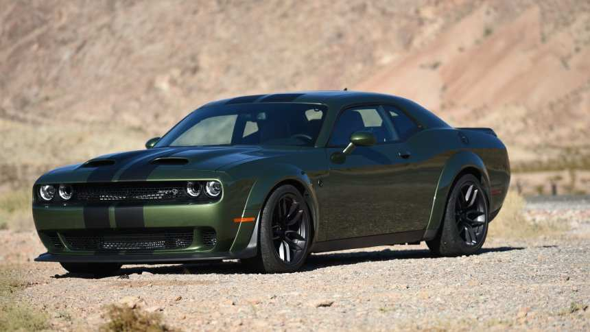 42 All New 2019 Challenger Srt8 Hellcat Review And Release Date