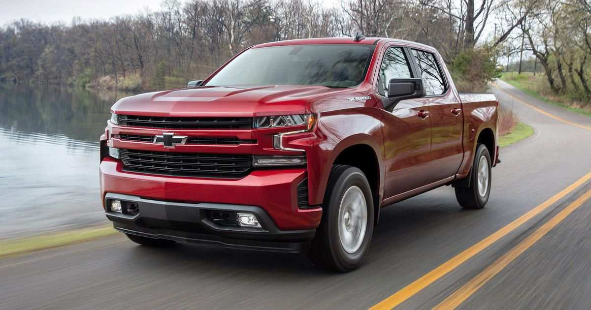 42 All New 2019 Chevy Cheyenne Ss Review And Release Date