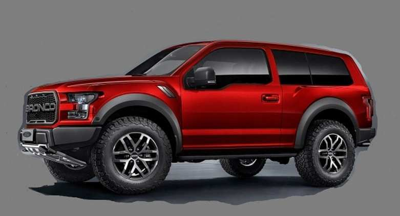 42 All New 2019 Ford Bronco Images