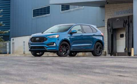 42 All New 2019 Ford Edge Sport Spesification