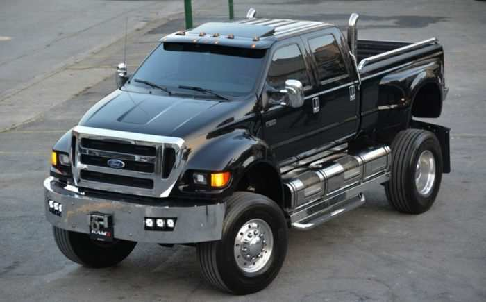 42 All New 2019 Ford F 650 F 750 Engine