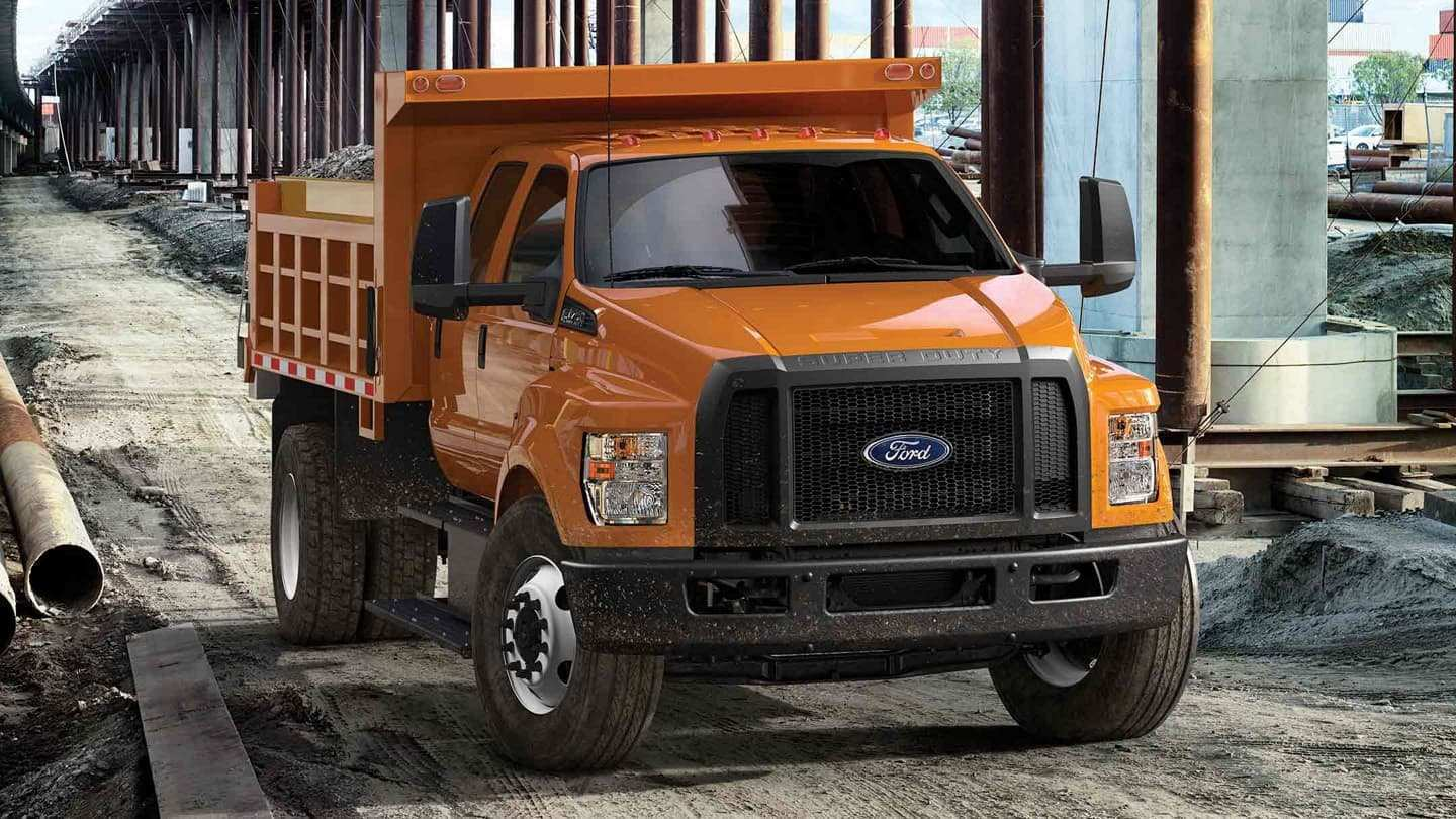 42 All New 2019 Ford F650 Specs