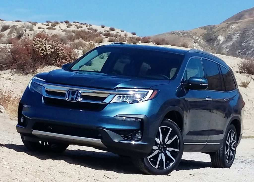 42 All New 2019 Honda Pilot Performance And New Engine