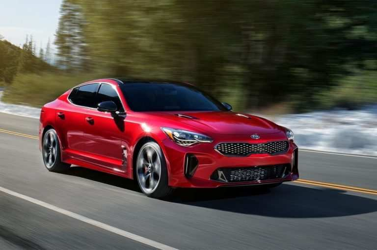 42 All New 2019 Kia Gt Coupe Review And Release Date