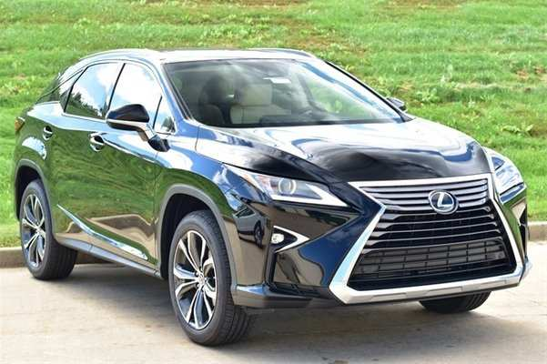 42 All New 2019 Lexus TX Pricing