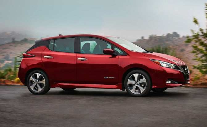42 All New 2019 Nissan Leaf Style