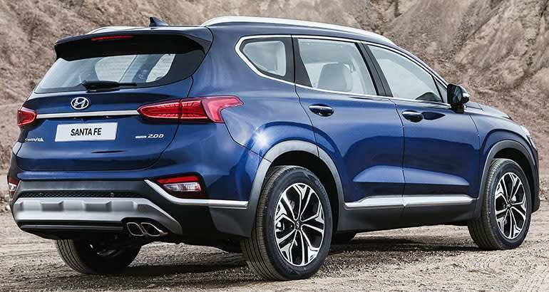 42 All New 2019 Santa Fe Sports Specs And Review