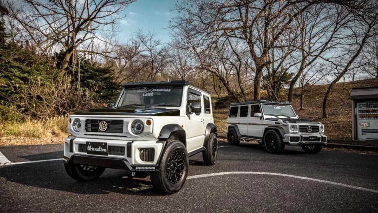 42 All New 2019 Suzuki Jimny Model New Review