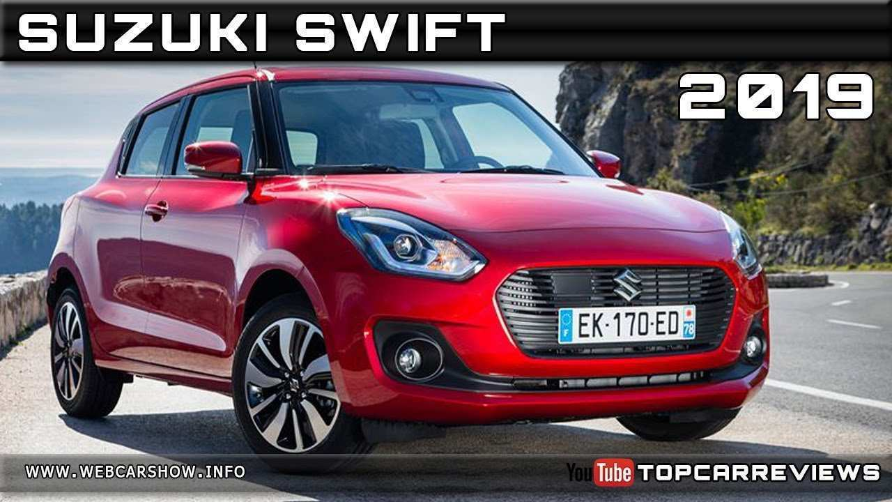 42 All New 2019 Suzuki Swift Picture