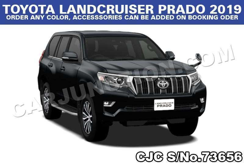 42 All New 2019 Toyota Prado Speed Test