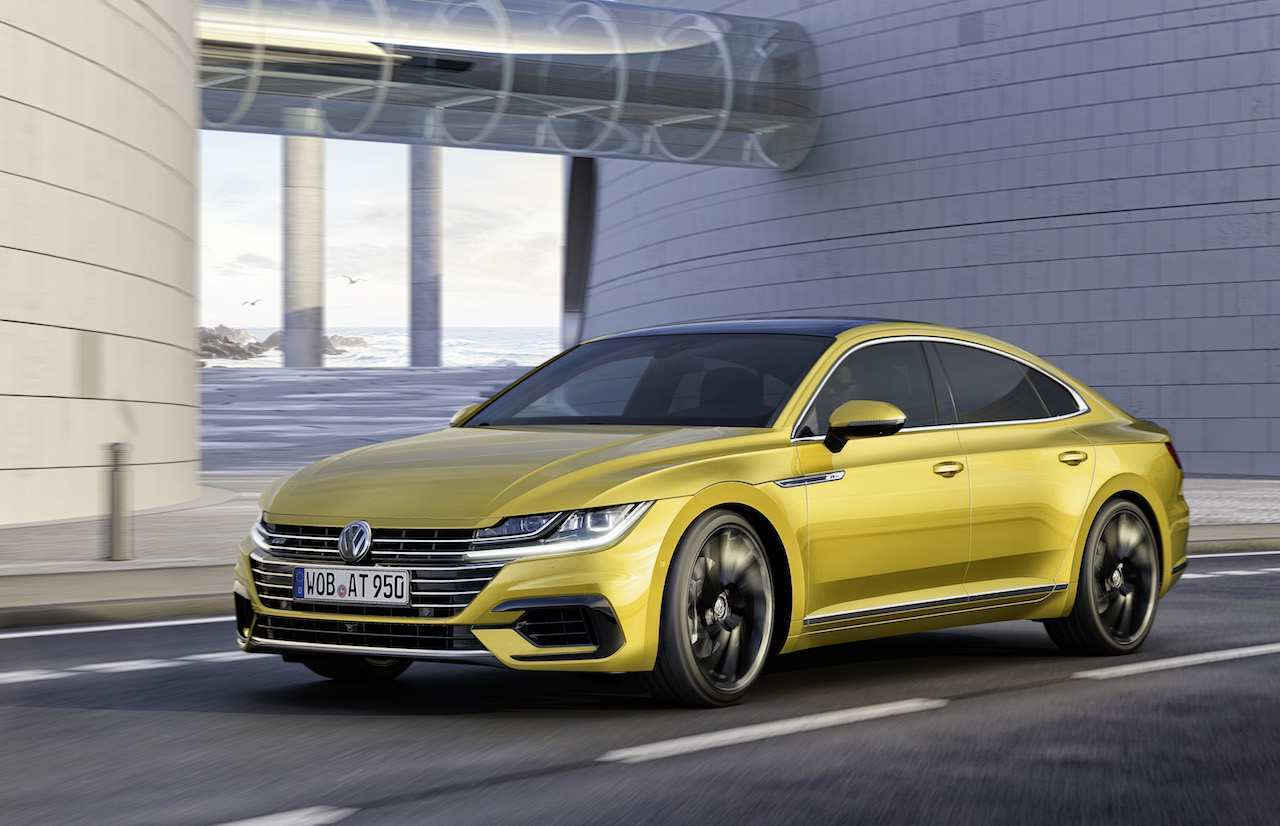 42 All New 2019 Volkswagen Arteon Release Date Price