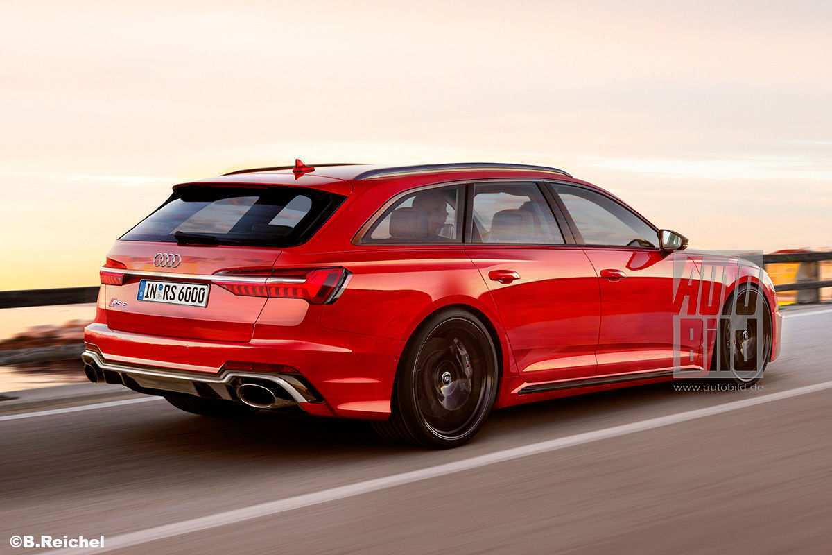 42 All New 2020 Audi Rs4 Price Design And Review