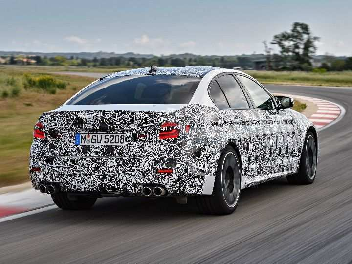 42 All New 2020 BMW M5 Xdrive Awd History