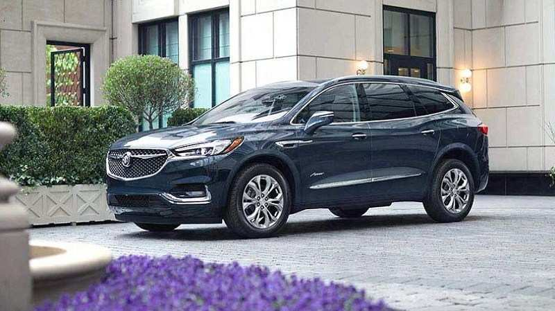 42 All New 2020 Buick Enclave Review And Release Date