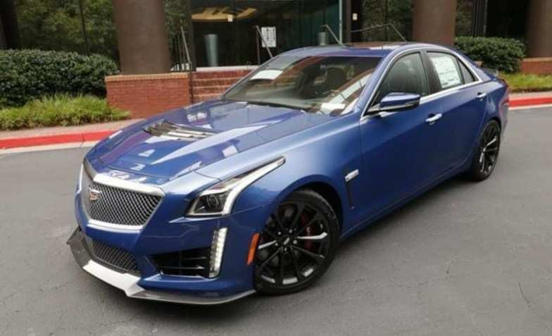 42 All New 2020 Cadillac CTS V Wallpaper