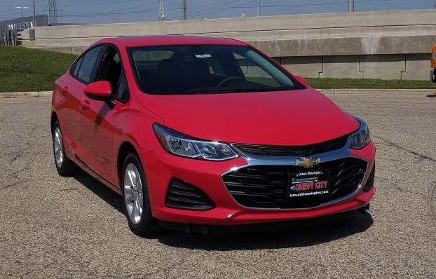 42 All New 2020 Chevrolet Cruze Picture