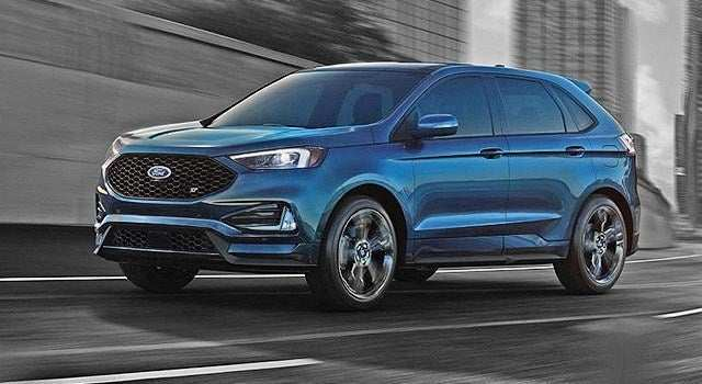 42 All New 2020 Ford Escape Redesign And Review