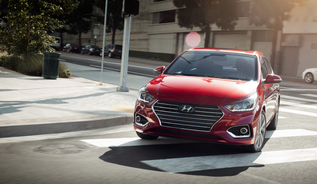 42 All New 2020 Hyundai Accent Performance And New Engine