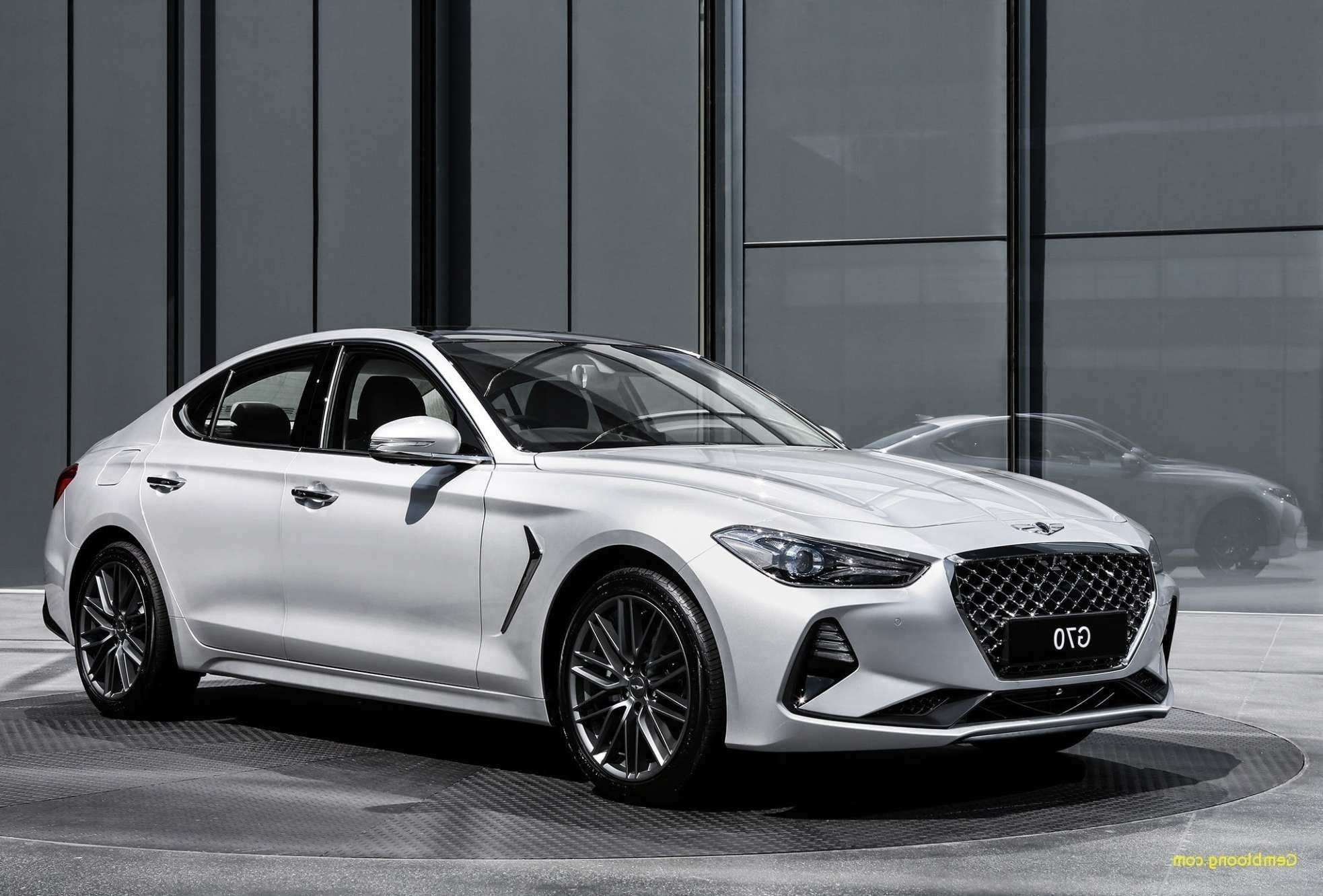 42 All New 2020 Hyundai Genesis Coupe V8 First Drive