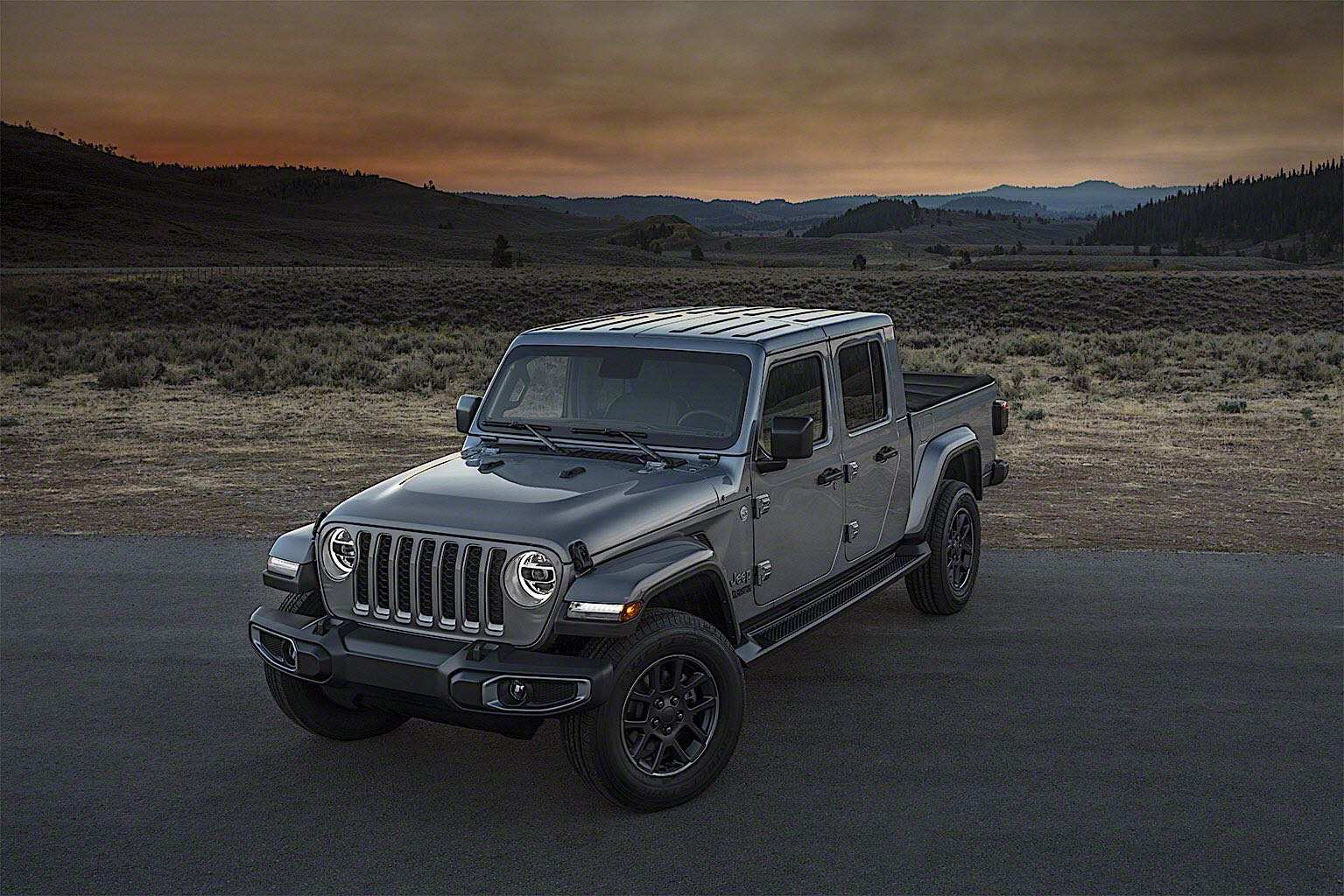 42 All New 2020 Jeep Comanche New Review