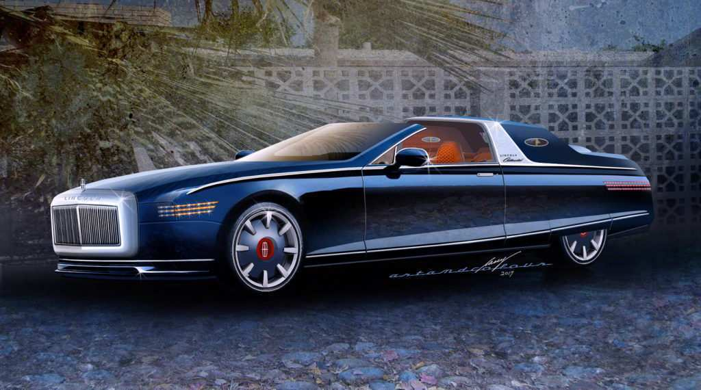 42 All New 2020 Lincoln Town Car Rumors