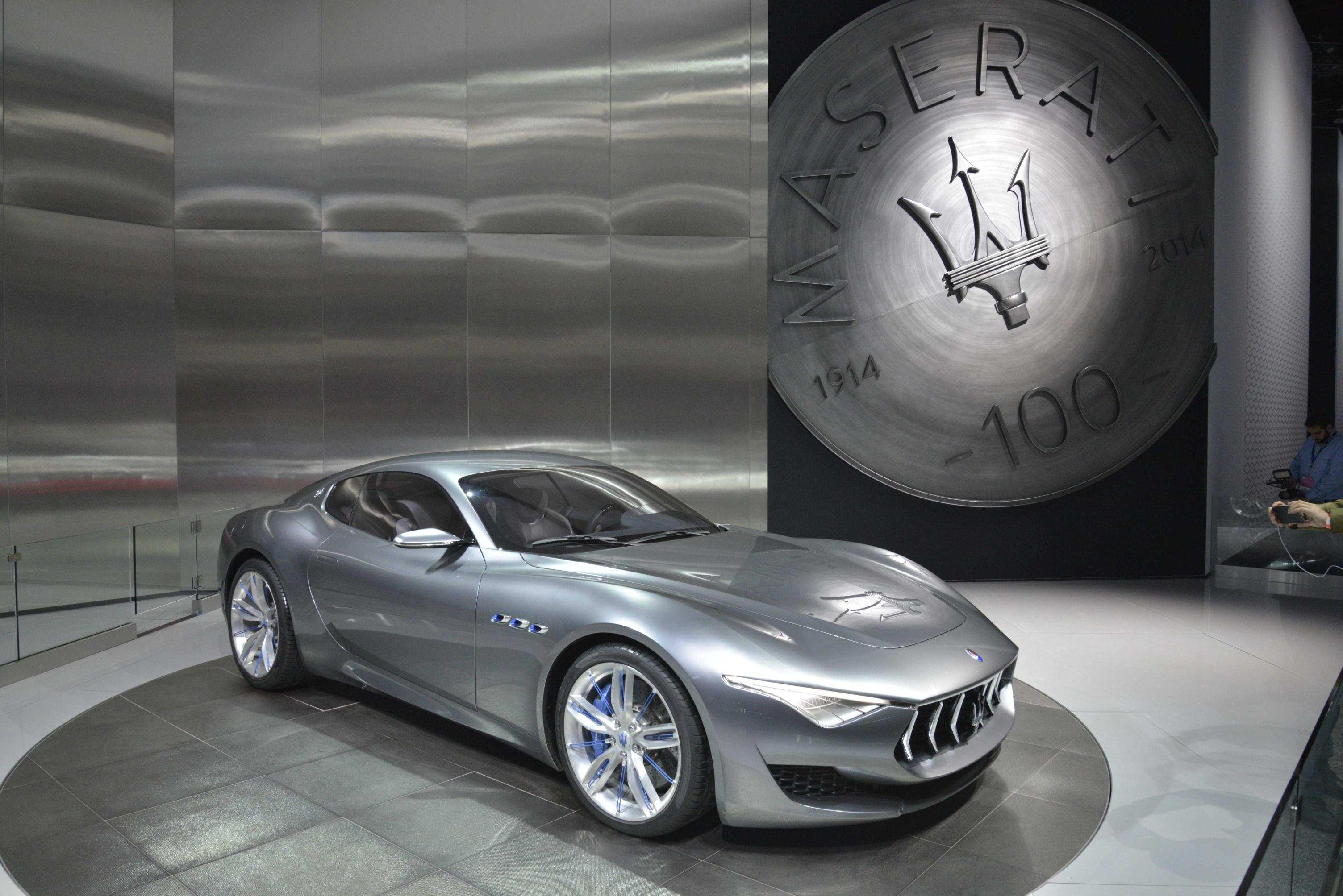 42 All New 2020 Maserati Alfieris Release Date