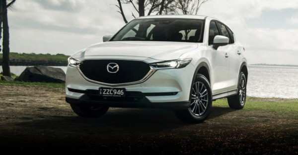 42 All New 2020 Mazda Cx 5 First Drive