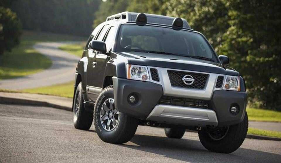 42 All New 2020 Nissan Xterra Review