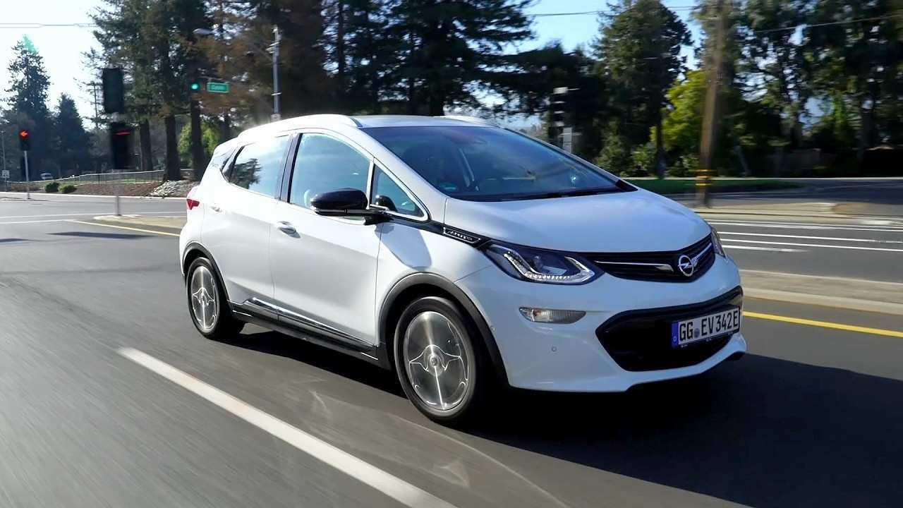 42 All New 2020 Opel Ampera Release Date