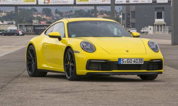 42 All New 2020 Porsche 911 New Review