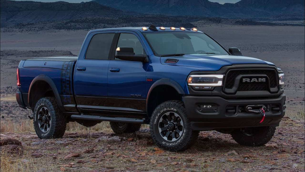 42 All New 2020 Ram 2500 Diesel Price Design And Review