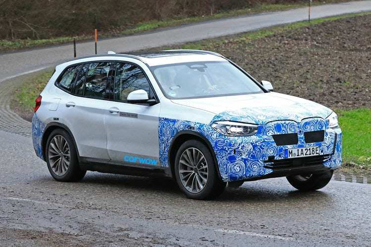 42 All New BMW Electric Suv 2020 Concept And Review