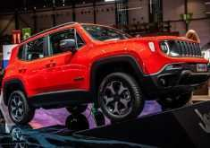 Jeep Renegade Trailhawk 2020