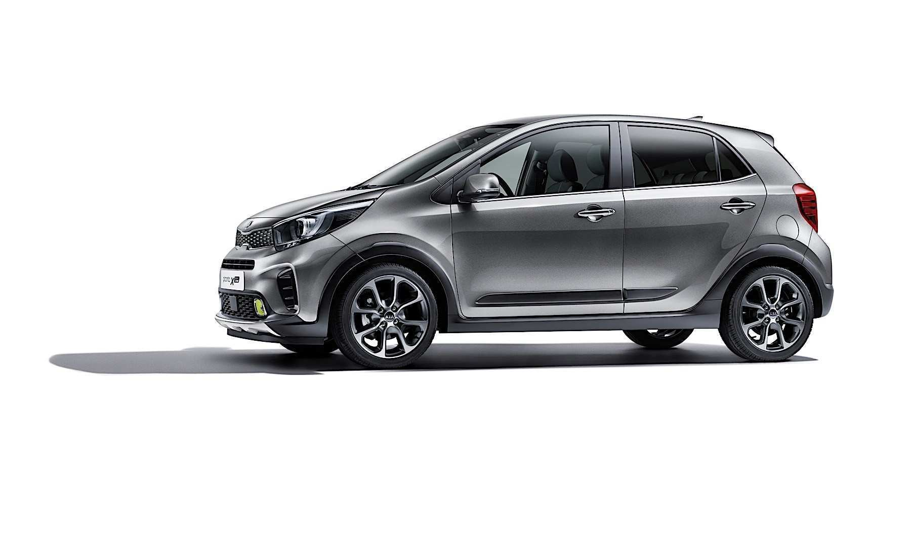 42 All New Kia Picanto 2019 Xline Engine